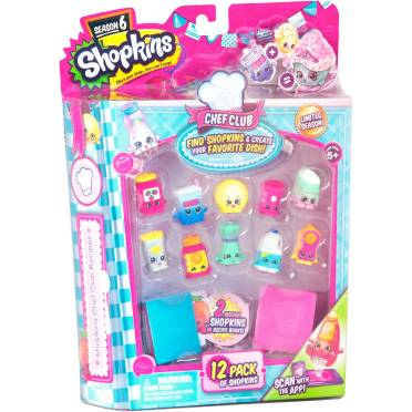 shopkins are very popular toy this year. These tiny squishy action figures are all shaped differently and come in a variety of different packs. For more great gifts for kids, visit adventuresofb2.com