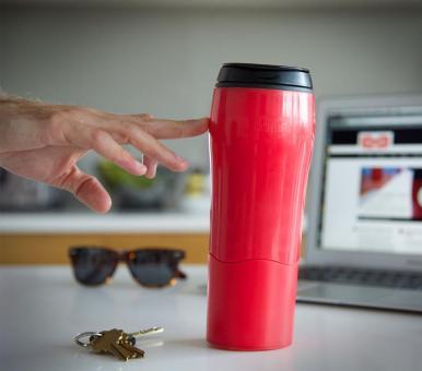 untippable mug