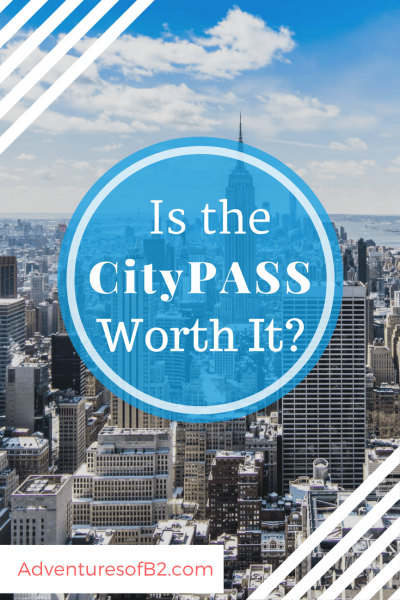 Information on CityPASS tips and savings