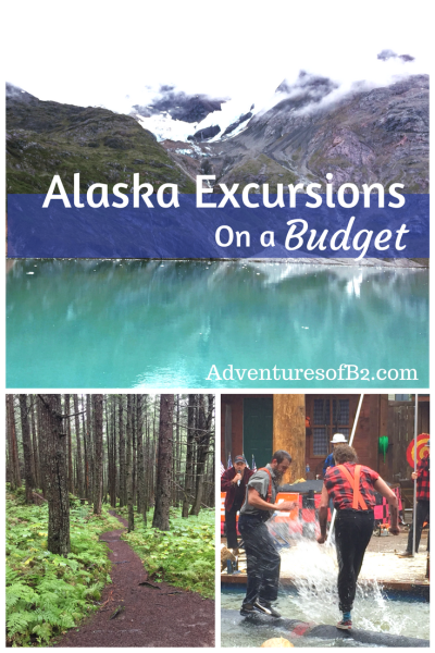 alaska excursions on a budget