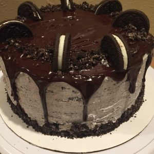 easy cookies n cream cake