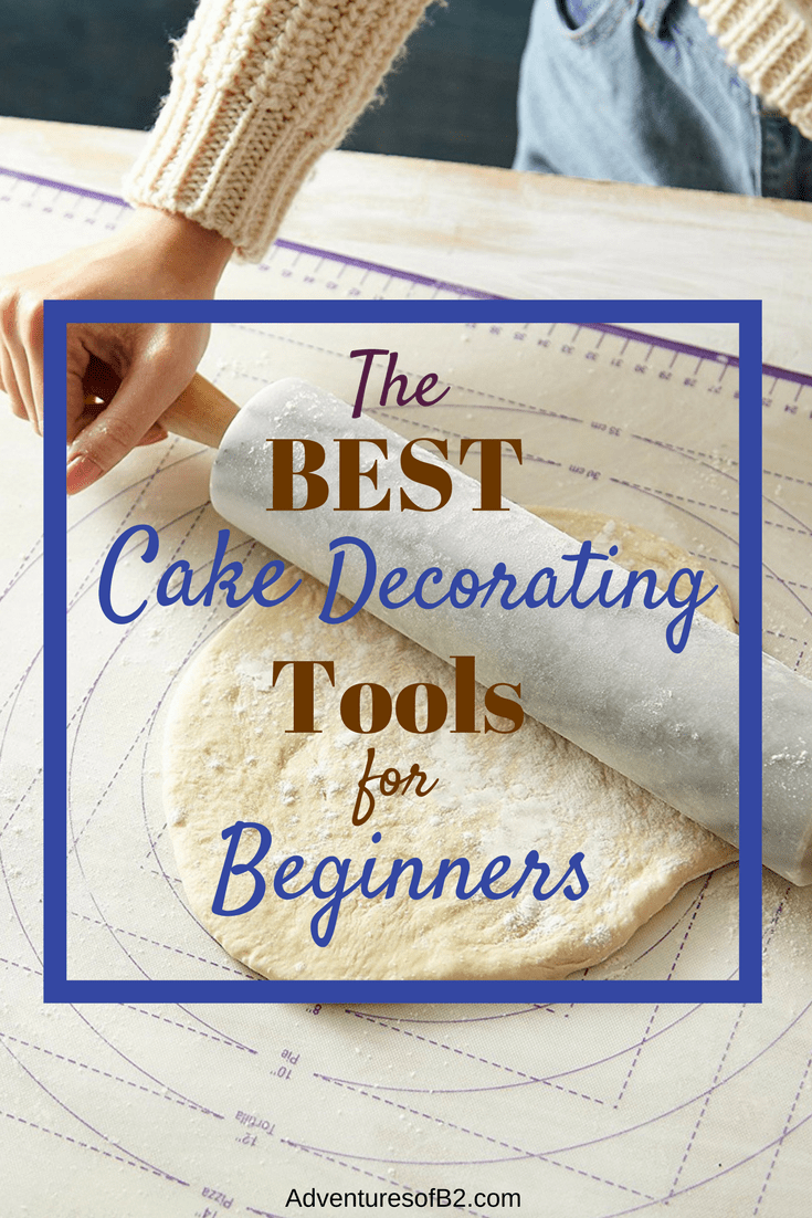 The Best Cake Decorating Tools for Beginners