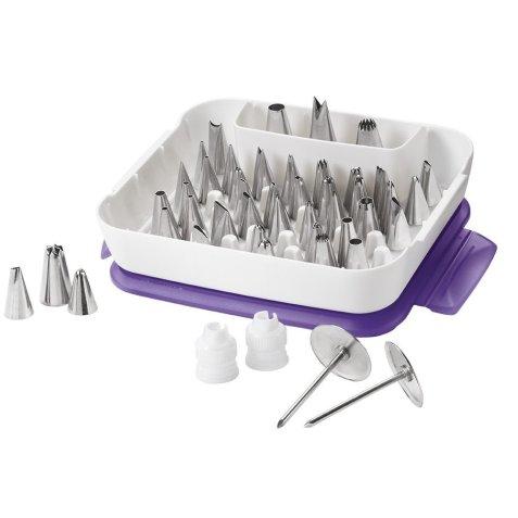 Icing tip set