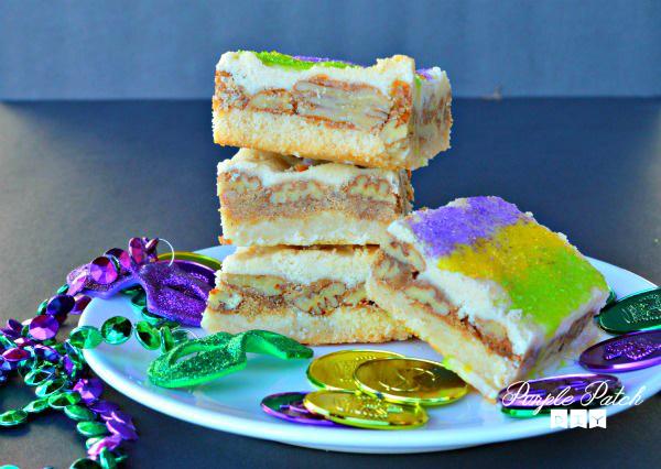 king-cake-bars
