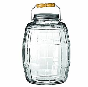barrel jar for saving