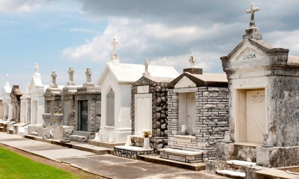 cemeteries in new orleans can be toured or you can walk around them yourselves.