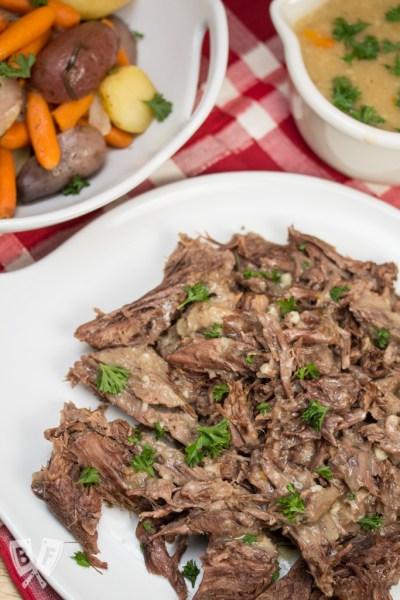 herb pot roast from big flavors tiny kitchen
