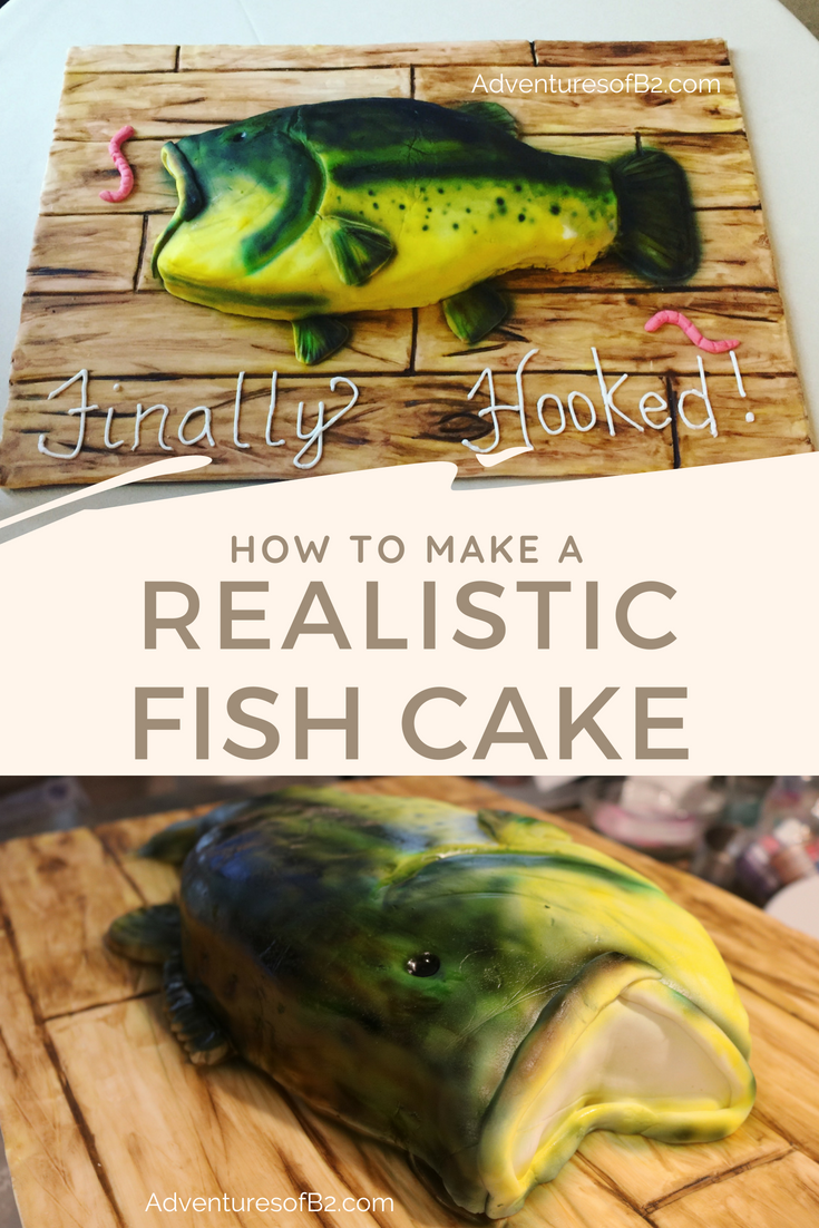 How to Make a Realistic Fish Cake