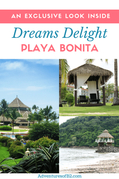 Find all the best tips and ideas for staying at an all inclusive resort and spa. Get an insider's look on everything Dreams Delight Playa Bonita has to offer!