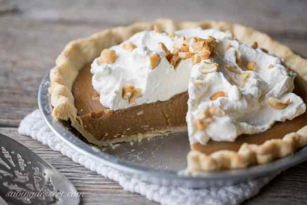 Butterscotch-Pie- from saving dessert