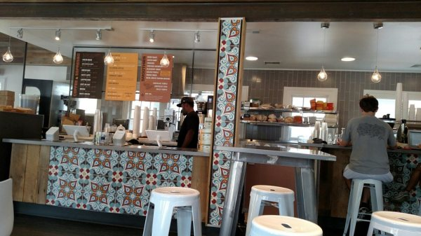 press and grind is a quaint neighborhood coffee shop with a rustic feel. Enjoy some coffee and pastries or even salad and sandwiches at one of the best coffee places in atlanta! - adventuresofb2.com