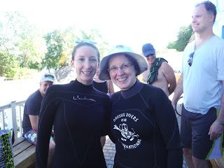 Learning to Scuba Dive – An epic adventure for Laura