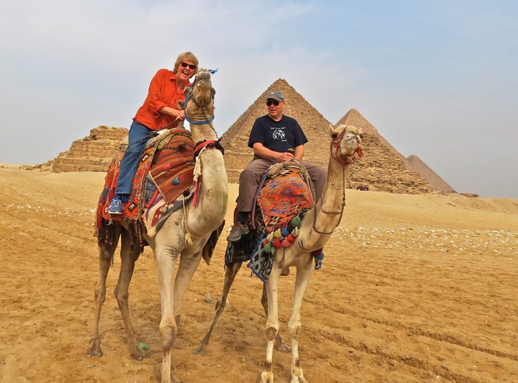 Fearless Travel & Adventures in Egypt