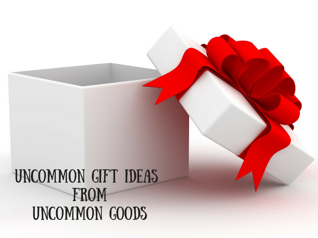 Delightfully Uncommon Gift Ideas from Uncommon Goods