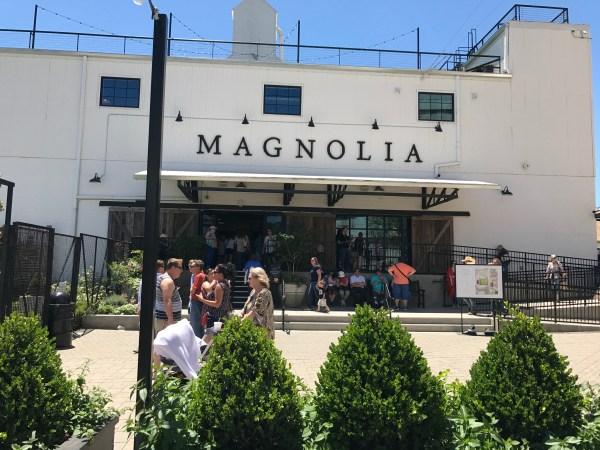 trip to Magnolia Market