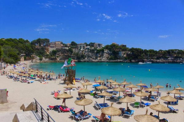 day trip in Mallorca