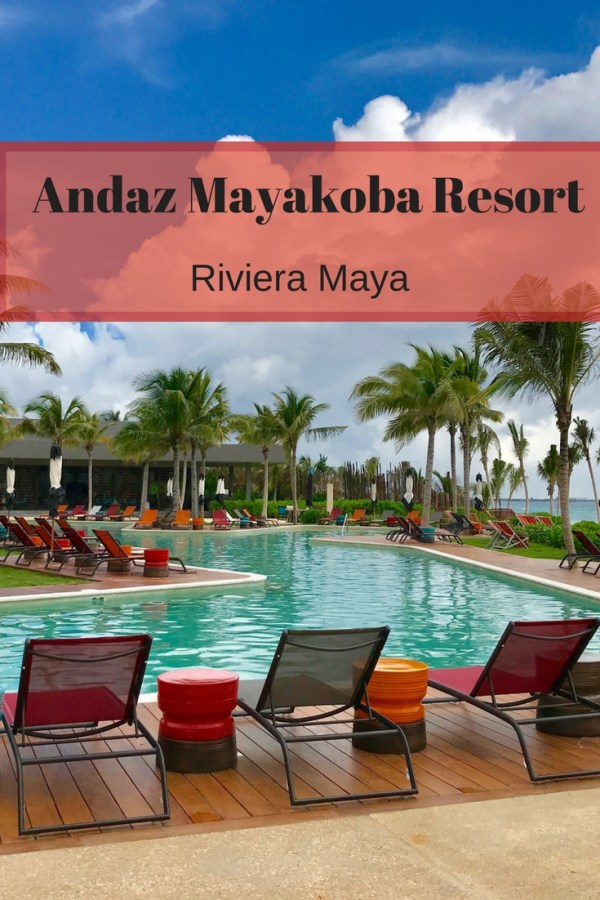 The Andaz Mayakoba Resort, Riviera Maya