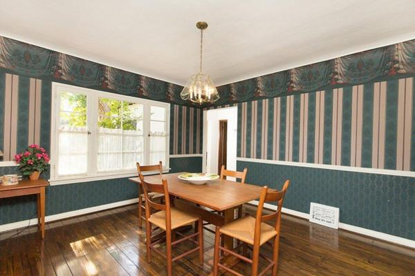 renovated kitchen and dining room