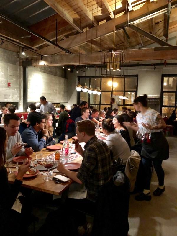 new restaurant in San Francisco