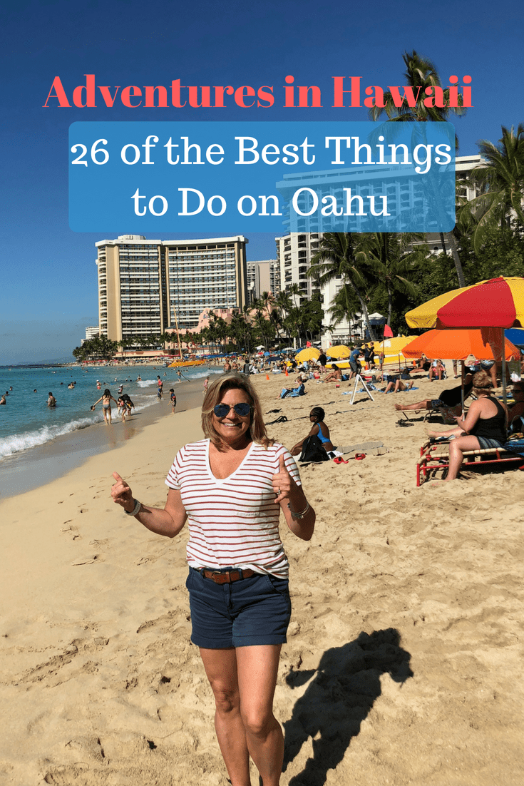 Adventures in Hawaii :: 26 of the Best Things to Do on Oahu