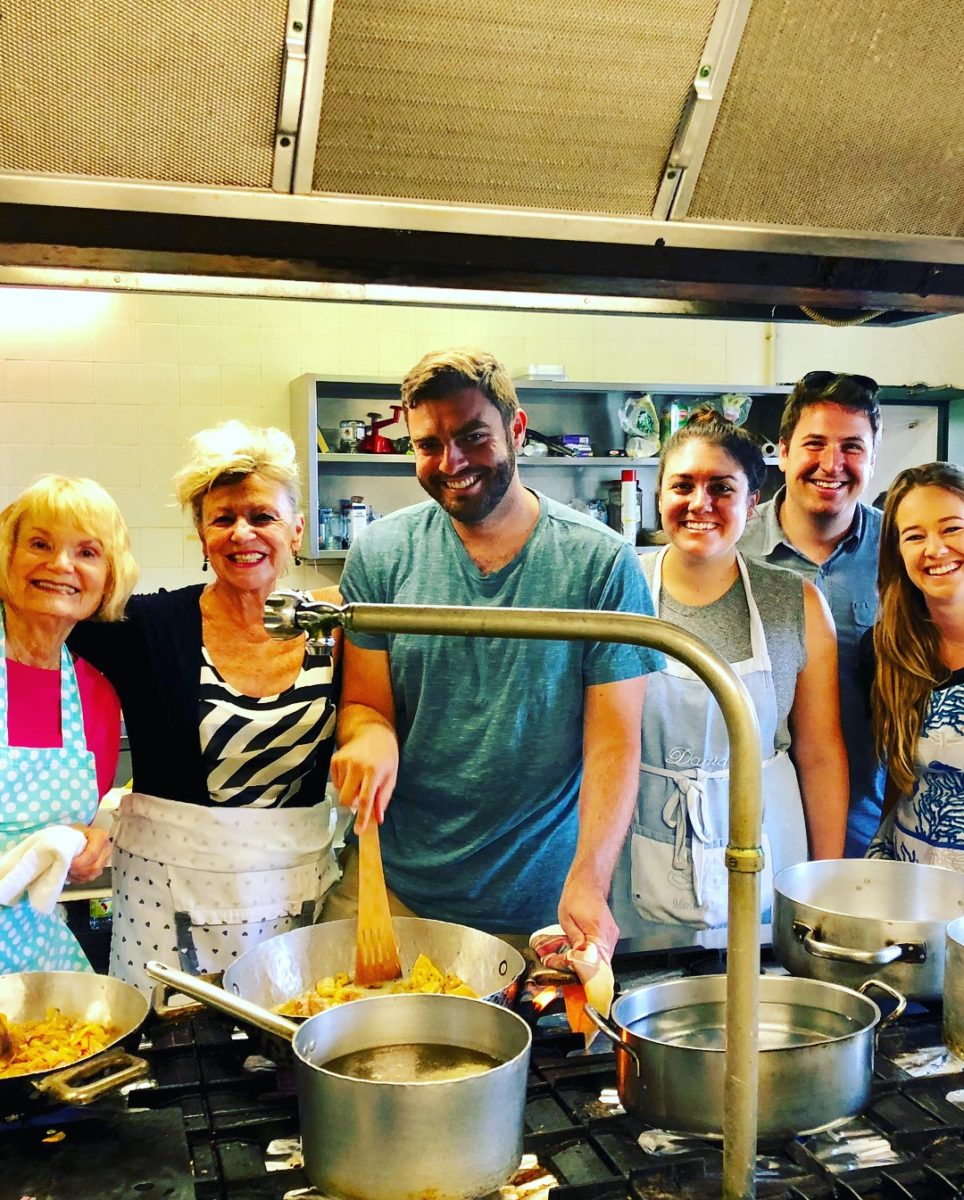 An Italian Cooking Class in Tuscany for the Whole Family