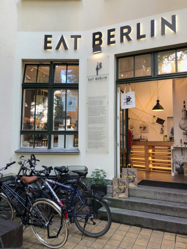 food tour in Berlin