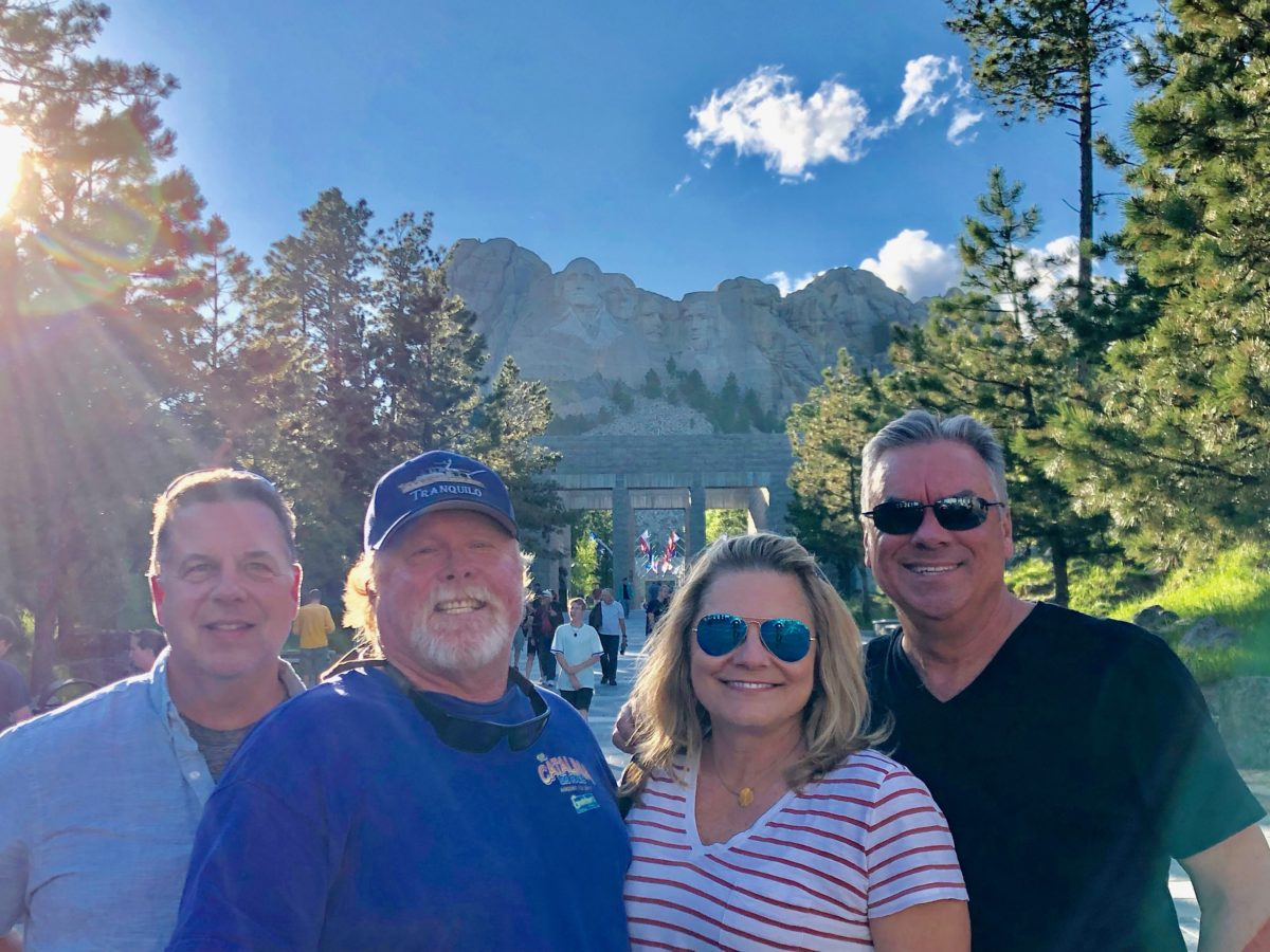 A Visit to Mount Rushmore: It's even more spectacular than you imagined