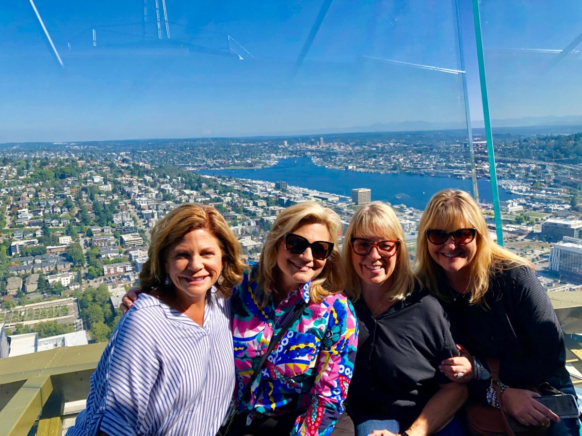 A Girls Trip to Seattle –  My Favorite Itinerary Can Now Be Yours!