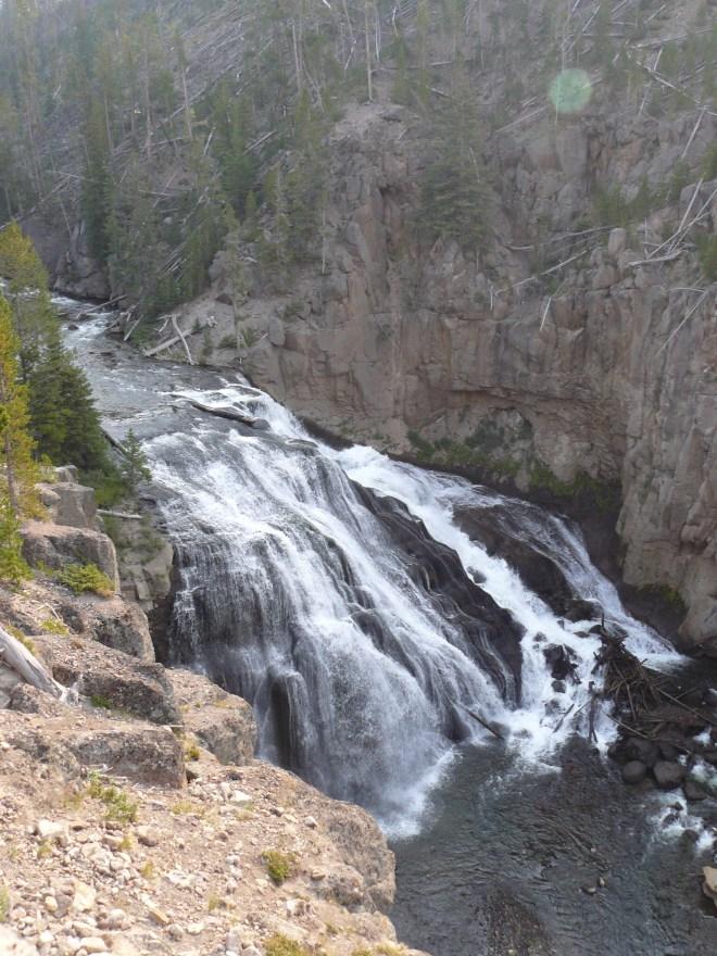 Gibbon Falls.