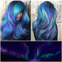 Bold, Multi-Colored Hair by Guy Tang - Adventures of Yoo