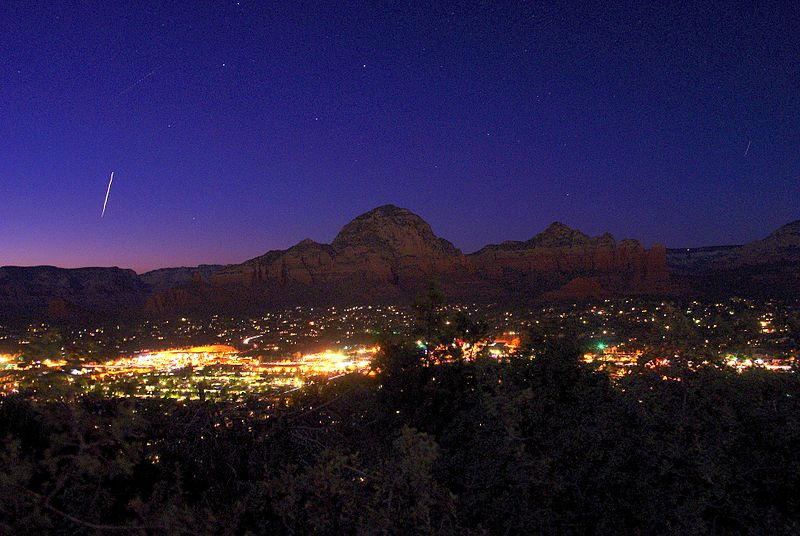 Sedona Designated Dark Sky City