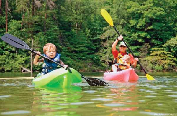 Paddling With Kids - Inflatables, Canoeking, Whitewater