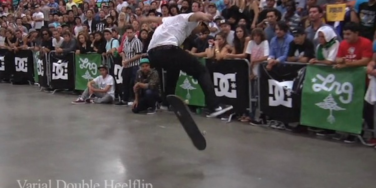 The biggest skateboarding contest you've never heard of