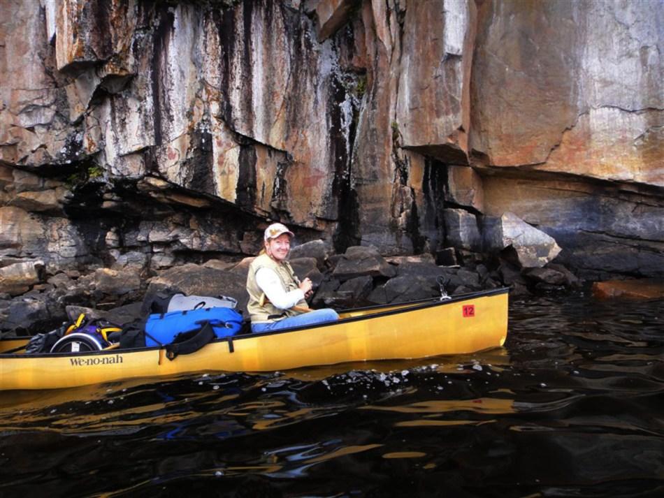 Rides: Lynn O'Kane's Wenonah Minnesota II   Adventure Sports