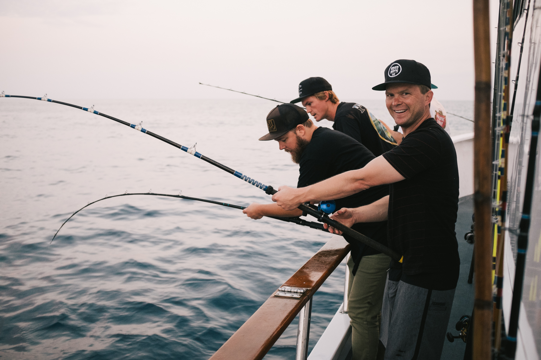Surviving your first deep sea fishing charter | GrindTV com
