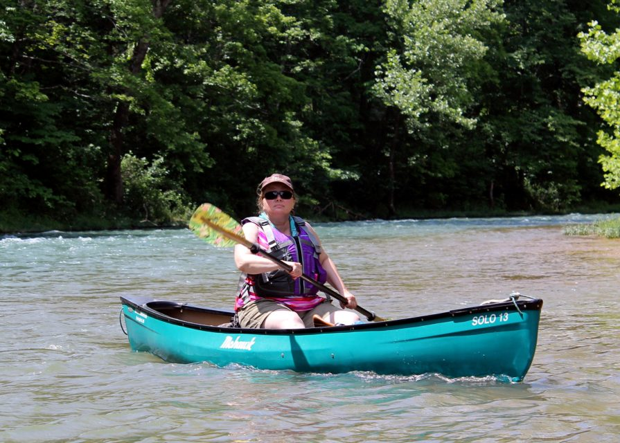 Rides: Margaret Webb's Solo Mohawk 13 | Adventure Sports Network