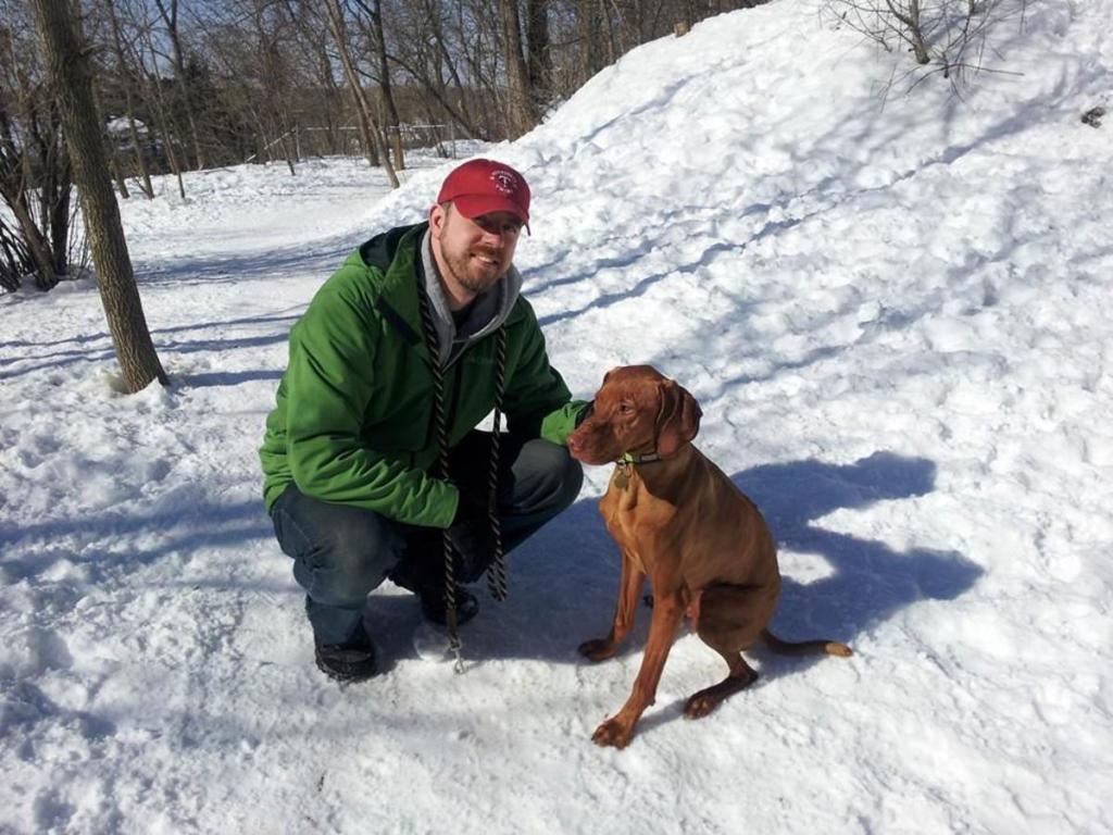 Adventure Dogs: Aaron Opp's Rough-Riding, Boundary Waters-Ready Vizsla