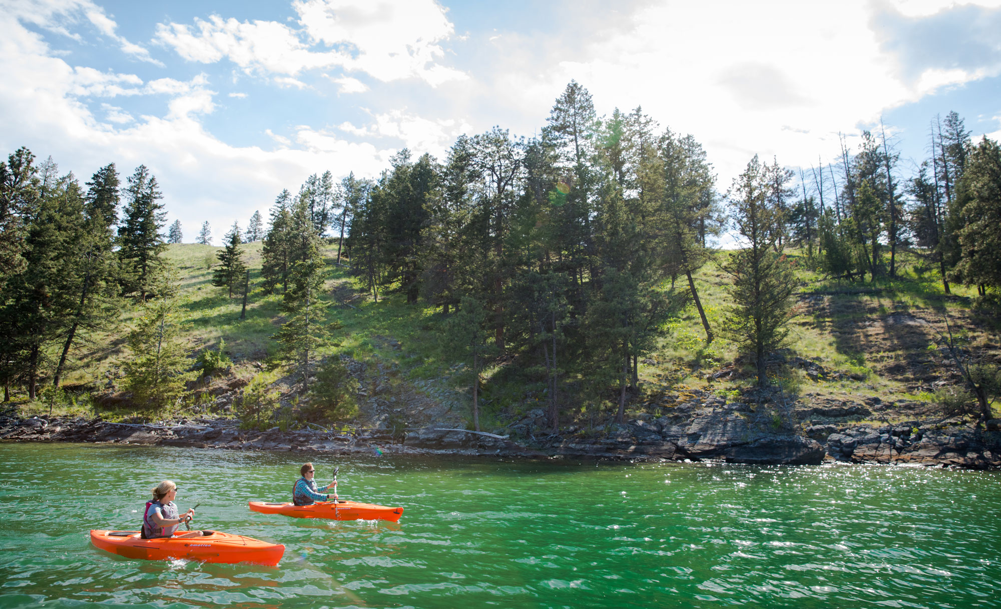 Montana Medley: Outdoor Recreation for Any Taste of