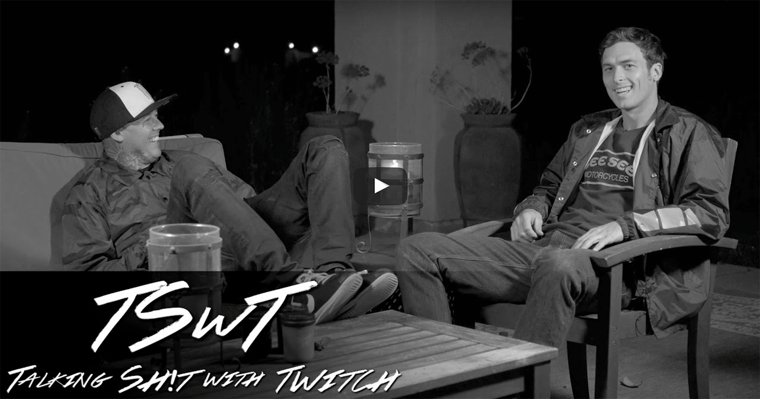 talking sh!t with twitch | Adventure Sports Network