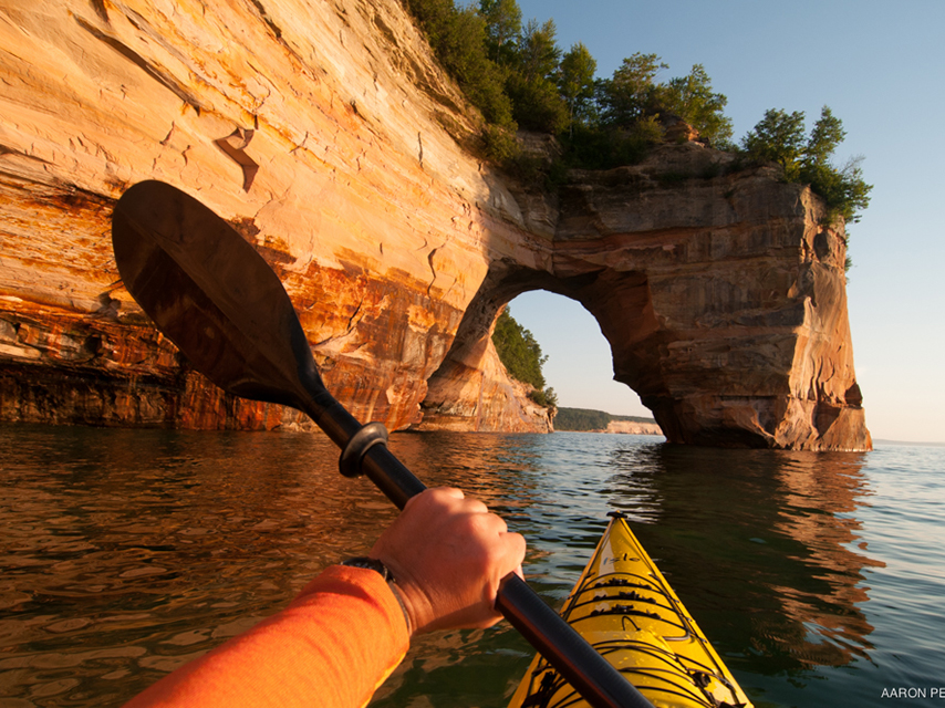 Go Deep, Go Long - Four Wild Paddling Destinations in the