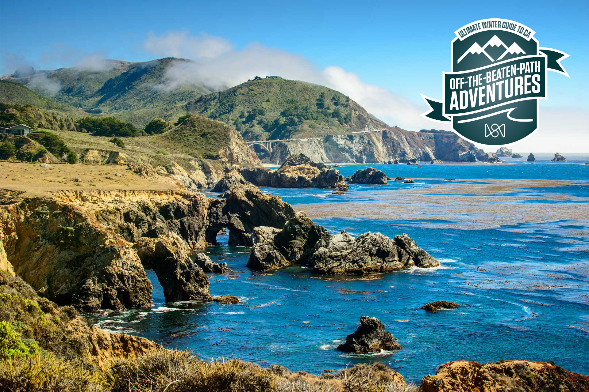 Experience the Magic of Big Sur This Winter