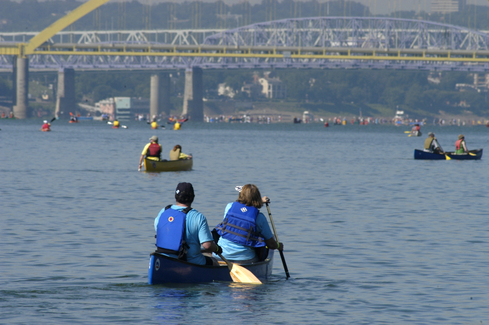 The Best Lakes and Rivers to Paddle in Ohio