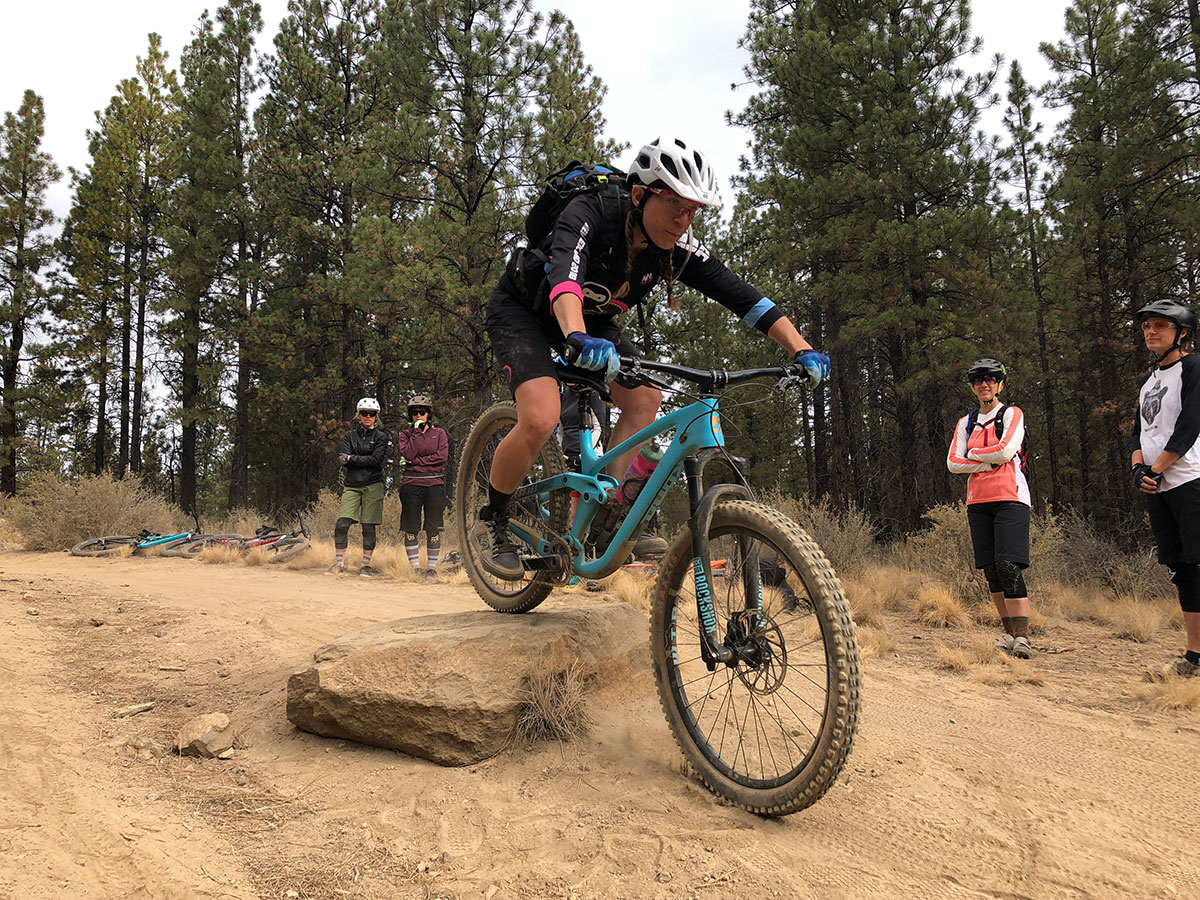 What I Learned From My First Mountain Biking Clinic