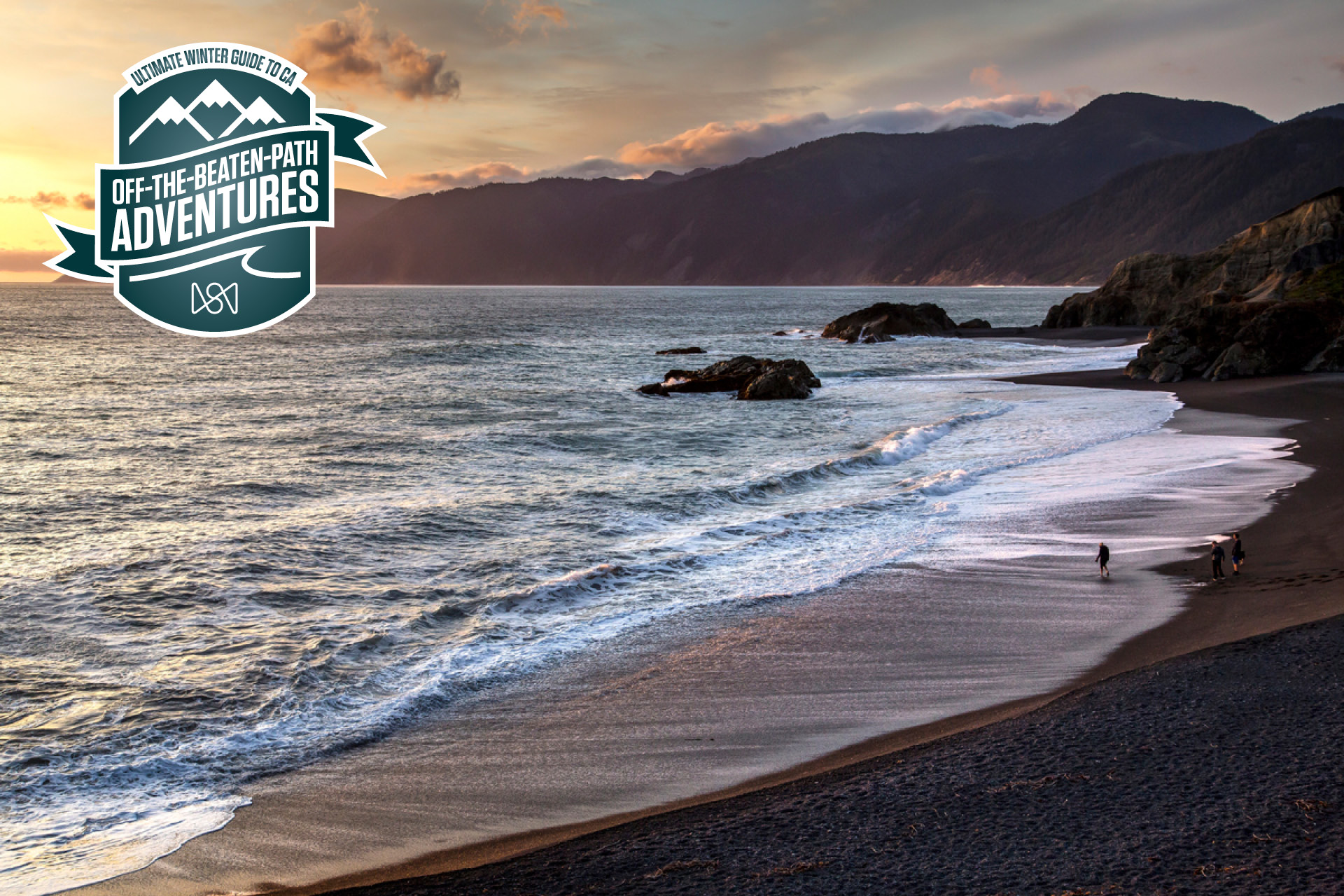This Small Stretch of Humboldt County Coastline Is the Perfect Wintertime Adventure