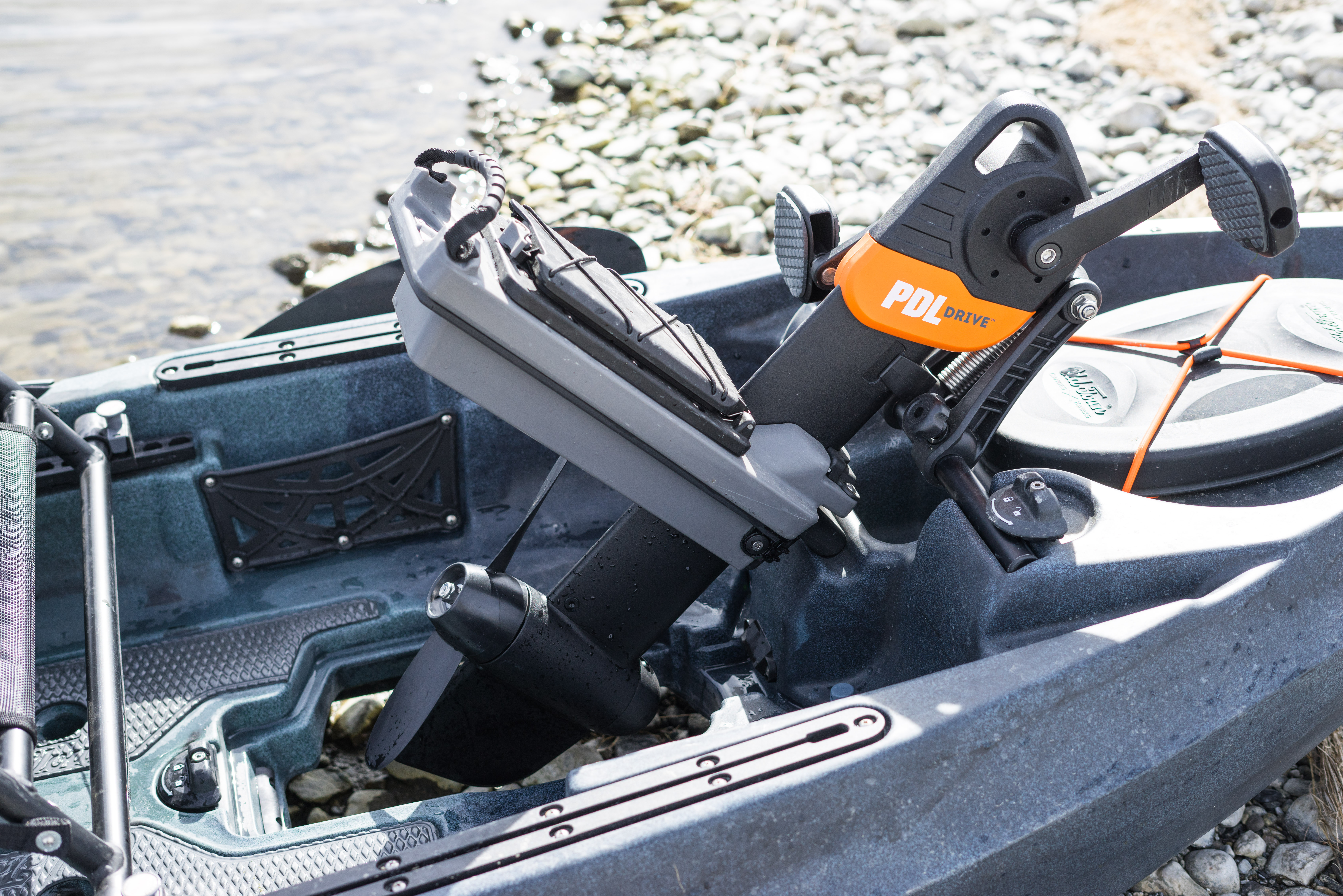 Old Town Topwater PDL Angler Reviewed | KAYAK FISH