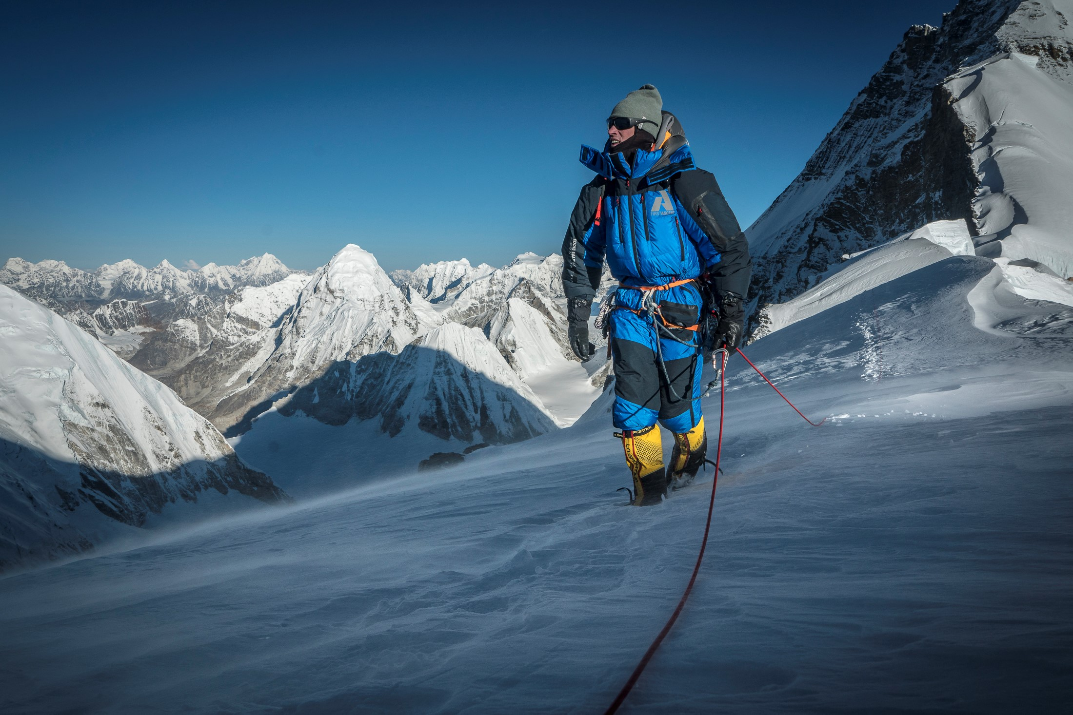 Climbing Everest With Adrian Ballinger — Without Oxygen