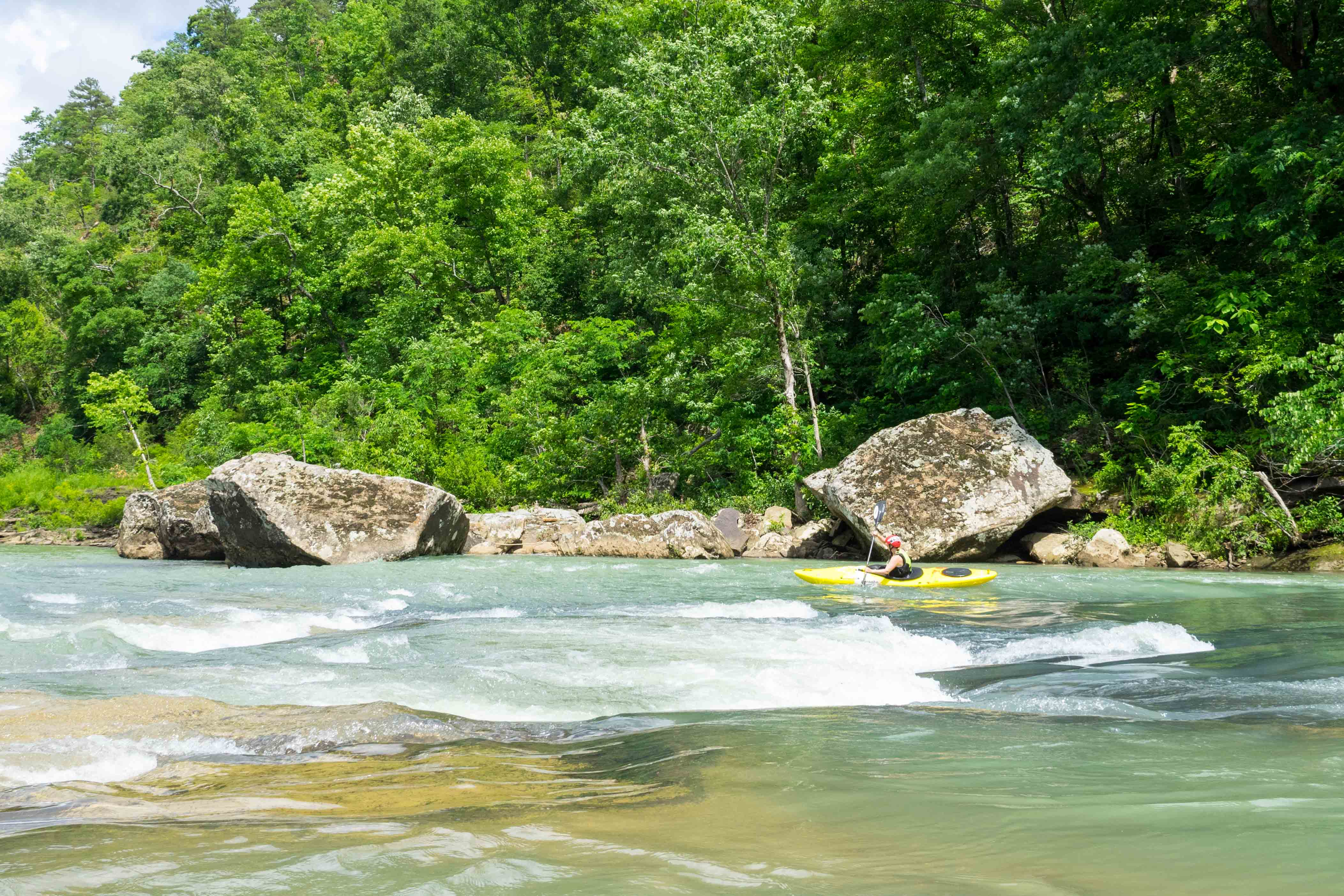 Weekend Expeditions: Small Detour Means Big Fun at Big Piney Creek in Arkansas