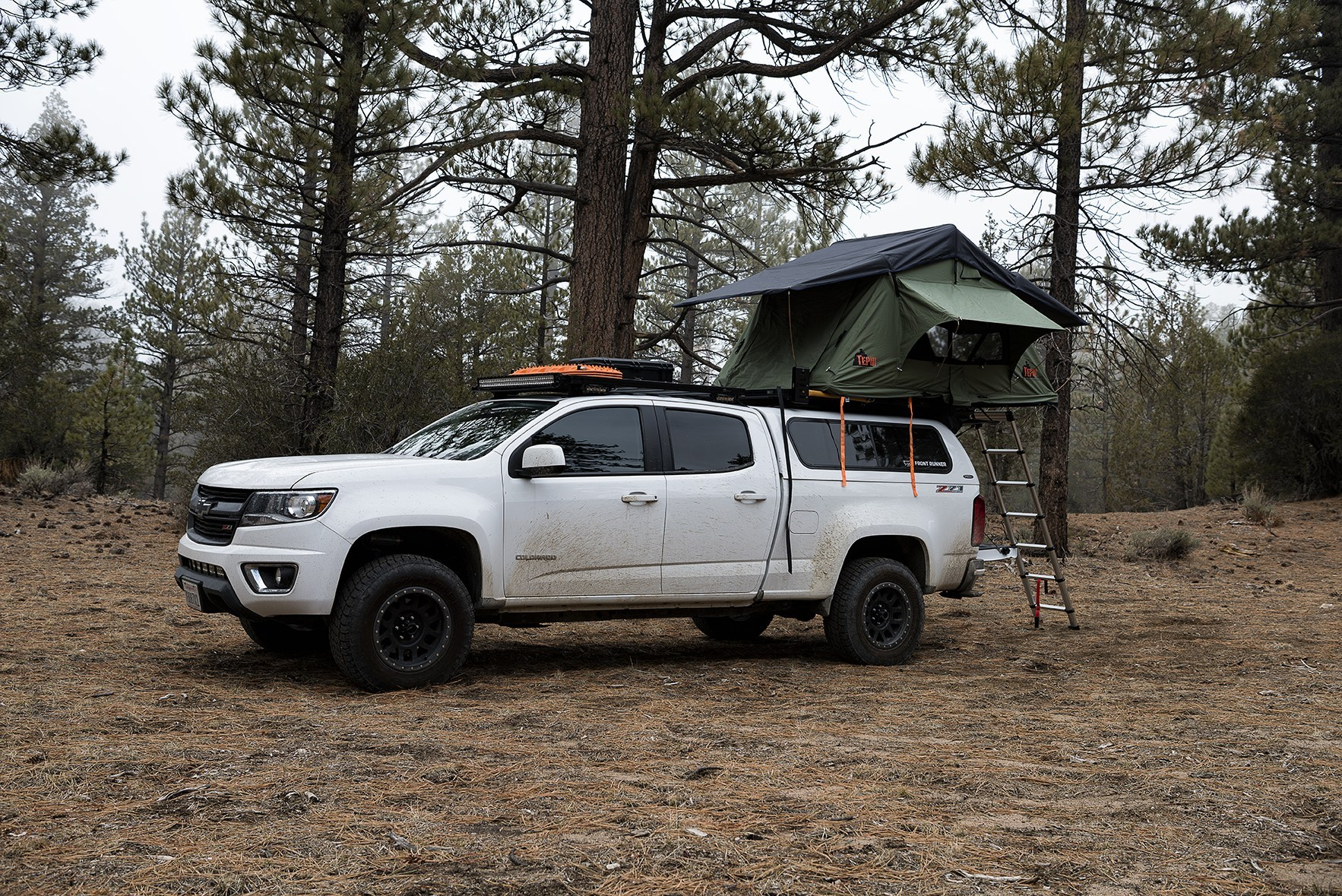 5 Great Places in California to Get Into Overlanding