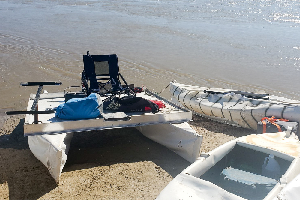 Utah Scouts Rescued When Homemade Canoes Sink After River Launch |