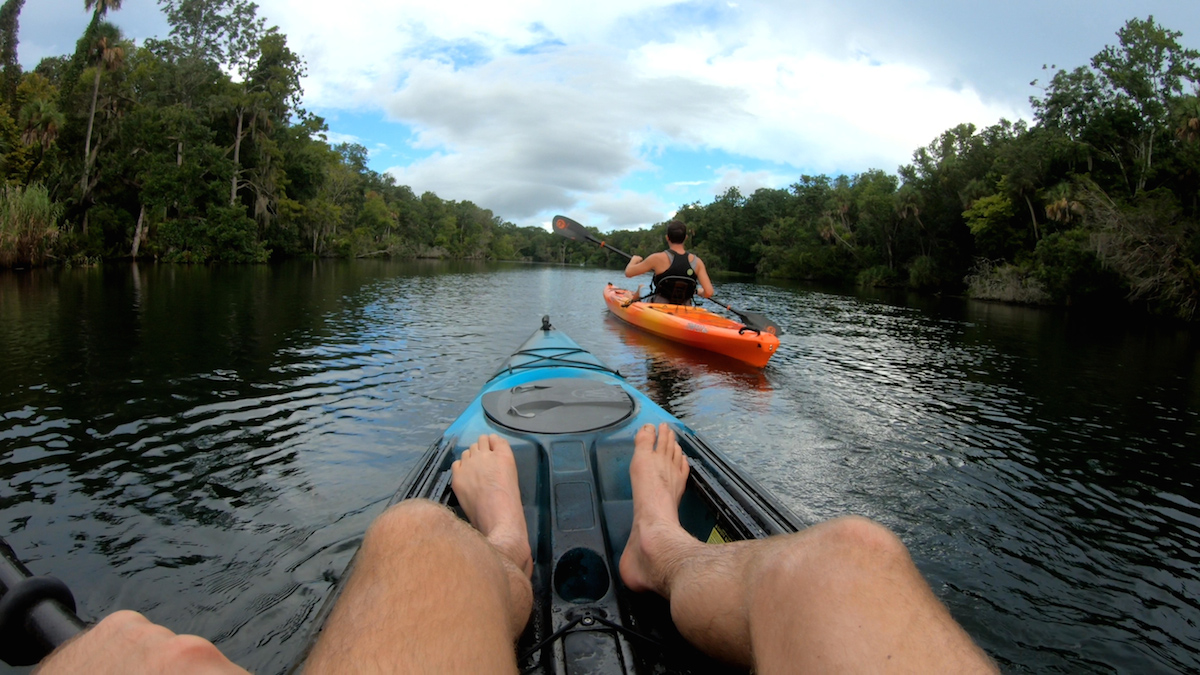 How to Paddle From Tampa to the Heart of Florida in One Day   ASN